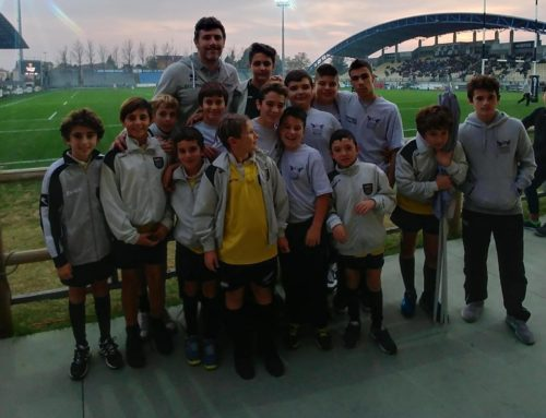 Alessandria Rugby con le Zebre