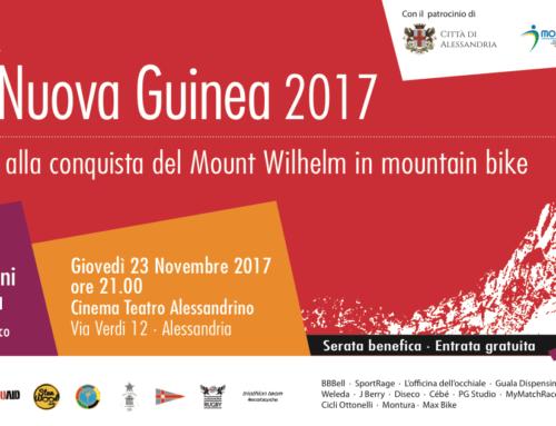 Papua Nuova Guinea 2017 con Matteo Gatto