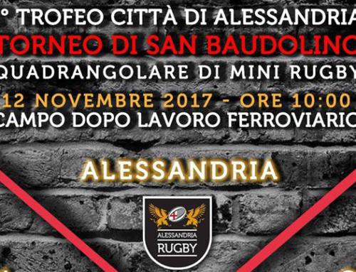 1° Trofeo Città di Alessandria – Torneo di San Baudolino