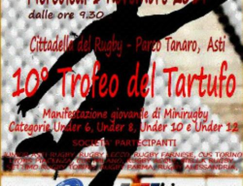 Under 8 e 6 al Torneo del Tartufo Asti