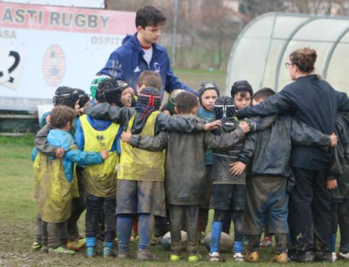 Allenamento congiunto con Junior Asti Rugby