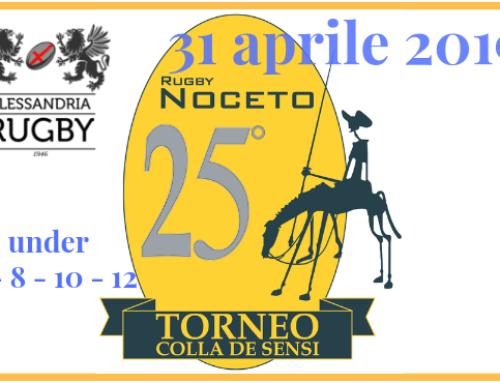 25° Torneo Colla De Sensi – Noceto