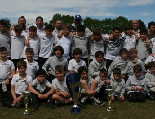 Week-End con U14 e Torneo di Seregno