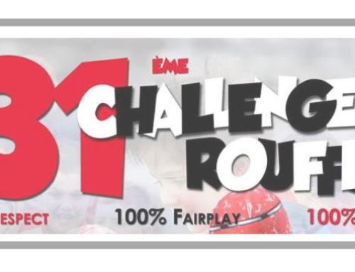 """Challenge """"Rouffia"""" Romans sur Isere"""
