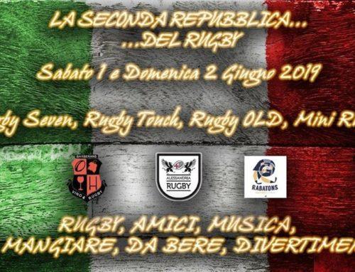 La Seconda Repubblica del Rugby