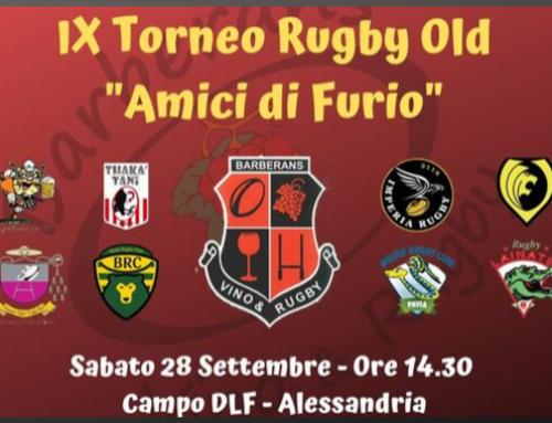 """IX Torneo OLD """"Amici di Furio"""""""