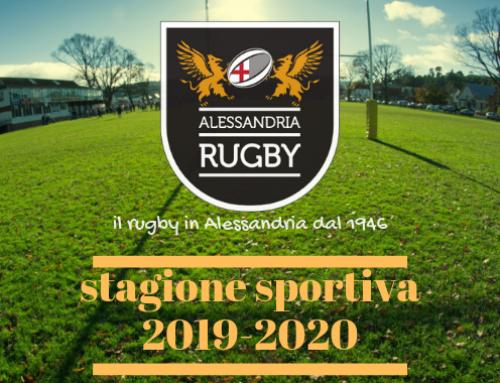 Inizio attività Stagione sportiva 2019-2020